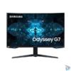 "Kép 1/10 - Samsung 31,5"" C32G75TQSR QLED WQHD HDMI 2Display port 240Hz ívelt kijelzős monitor"