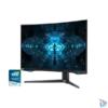 "Kép 3/10 - Samsung 31,5"" C32G75TQSR QLED WQHD HDMI 2Display port 240Hz ívelt kijelzős monitor"