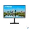 """Kép 1/8 - Samsung 24"""" F24T650FYR LED IPS HDMI Display port kékes sötétszürke monitor"""