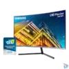 """Kép 8/9 - Samsung 31,5"""" U32R590CWR LED 4K HDMI Display port ívelt kijelzős kékes sötétszürke monitor"""