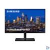 "Kép 1/9 - Samsung 27"" F27T850QWR LED PLS HDMI fekete monitor"