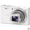 Kép 1/4 - Sony DSC-WX350W fehér digitális fényképezőgép