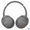 Kép 2/3 - Sony WHCH700NH Bluetooth zajszűrős szürke fejhallgató