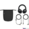 Kép 5/5 - Sony MDR1AM2B vezetékes Hi-Res audio fekete fejhallgató