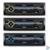Kép 1/7 - Sony DSXA416BT Bluetooth/USB/MP3 lejátszó autóhifi fejegység