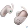 Kép 2/4 - Sony WF-SP700N True Wireless Bluetooth zajszűrős lila sport fülhallgató