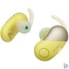 Kép 2/4 - Sony WF-SP700N True Wireless Bluetooth zajszűrős sárga sport fülhallgató