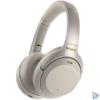 Kép 1/6 - Sony WH1000X M3 Hi-Res Bluetooth/aptX ezüst mikrofonos fejhallgató
