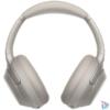 Kép 3/6 - Sony WH1000X M3 Hi-Res Bluetooth/aptX ezüst mikrofonos fejhallgató