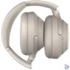 Kép 4/6 - Sony WH1000X M3 Hi-Res Bluetooth/aptX ezüst mikrofonos fejhallgató