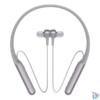 Kép 2/6 - Sony WIC600NH Bluetooth zajszűrős szürke nyakpántos fülhallgató