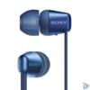 Kép 2/4 - Sony WIC310L Bluetooth kék fülhallgató headset