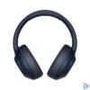 Kép 1/7 - Sony WHXB900NL Bluetooth zajcsökkentős kék mikrofonos fejhallgató