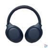 Kép 3/7 - Sony WHXB900NL Bluetooth zajcsökkentős kék mikrofonos fejhallgató