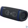 Kép 1/2 - Sony SRS-XB33 fekete hordozható Bluetooth hangszóró
