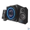 Kép 1/4 - Trust GXT 628 Tytan 2.1 Illuminated Speaker Set Limited Edition jack 60W fa gamer hangszóró