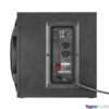 Kép 3/4 - Trust GXT 628 Tytan 2.1 Illuminated Speaker Set Limited Edition jack 60W fa gamer hangszóró