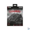 Kép 4/4 - Trust GXT 101 Gav USB fekete gamer egér