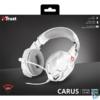 Kép 5/5 - Trust GXT 322W Carus hó álcafestéses gamer fejhallgató headset