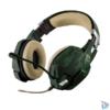 Kép 1/4 - Trust GXT 322C Carus dzsungel álcafestéses gamer fejhallgató headset