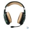 Kép 2/4 - Trust GXT 322C Carus dzsungel álcafestéses gamer fejhallgató headset