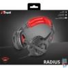 Kép 5/5 - Trust GXT 310 Radius gamer fejhallgató headset