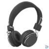 Kép 1/4 - Trust Ziva összehajtható fekete fejhallgató headset