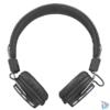 Kép 2/4 - Trust Ziva összehajtható fekete fejhallgató headset