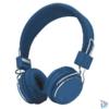 Kép 1/5 - Trust Ziva összehajtható kék fejhallgató headset