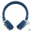 Kép 3/5 - Trust Ziva összehajtható kék fejhallgató headset