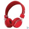 Kép 1/4 - Trust Ziva összehajtható piros fejhallgató headset