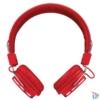 Kép 2/4 - Trust Ziva összehajtható piros fejhallgató headset