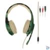 Kép 4/5 - Trust GXT 310C Radius jungle camo gamer fejhallgató headset