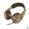 Kép 2/5 - Trust GXT 310D Radius desert camo gamer fejhallgató headset