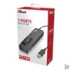 Kép 4/4 - Trust Oila 7 portos USB HUB