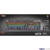 Kép 5/5 - Trust GXT 865 Asta HUN USB fekete mechanikus gamer billentyűzet