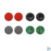 Kép 1/4 - Trust Thumb Grips 8-pack PS4 controllerhez