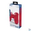 Kép 4/4 - Trust GXT744R Rubber Skin piros PS4 controllerhez