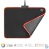 Kép 1/5 - Trust GXT 762 Glide-Flex Illuminated flexible világító fekete gamer egérpad