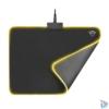 Kép 4/5 - Trust GXT 762 Glide-Flex Illuminated flexible világító fekete gamer egérpad