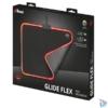 Kép 5/5 - Trust GXT 762 Glide-Flex Illuminated flexible világító fekete gamer egérpad