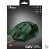 Kép 5/5 - Trust GXT 101C Gav USB jungle camo gamer egér