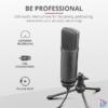 Kép 1/9 - Trust GXT 252+ Emita Plus Streaming USB gamer mikrofon