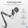 Kép 2/9 - Trust GXT 252+ Emita Plus Streaming USB gamer mikrofon