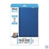 "Kép 5/5 - Trust Primo Folio 10""-os kék tablet tok"