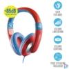 Kép 1/5 - Trust Sonin Kids Jack piros-kék gyerek fejhallgató