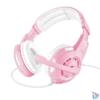 Kép 4/5 - Trust GXT 310P Radius pink gamer fejhallgató headset