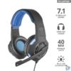 Kép 1/5 - Trust GXT 350 Radius 7.1 Surround USB gamer fejhallgató headset