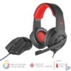 Kép 1/8 - Trust GXT 784 2-in1 gamer fejhallgató headset & egér
