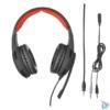 Kép 4/8 - Trust GXT 784 2-in1 gamer fejhallgató headset & egér